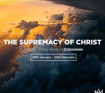 The Supremacy of Christ – Chapter 2