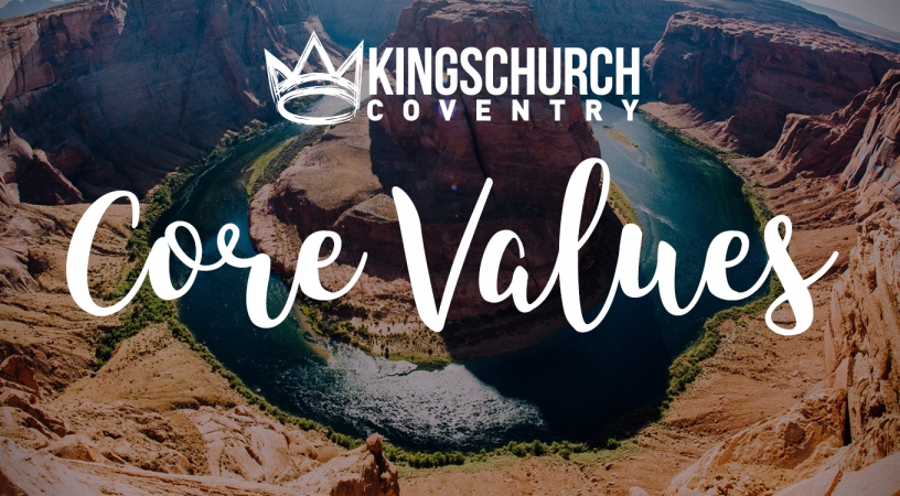 Core Values – Making Jesus Known