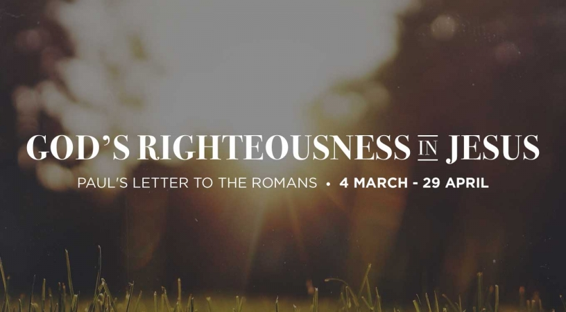God's Righteousness in Christ – The Great Rebellion